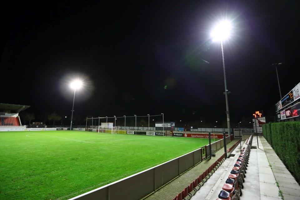 20202021, Fussball, Fußball, Herren, Saison, Sport, football, Zweitvertretung, Reserve, 4. Liga, GER, NRW, U23, Amas, Nachholspiel - SV Lippstadt - BVB II