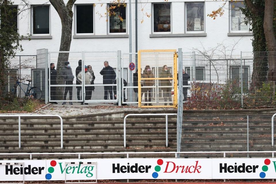 SV, Bergisch, Gladbach, 18. Spieltag, Auswärtssieg, U23, II, Amateure, Amas, Regionalliga, West, RL, Hinrunde, 2020, 2021, 2020-21, BVB, 09, Borussia, Dortmund, Fußball, Saison - SV Bergisch Gladbach - BVB II