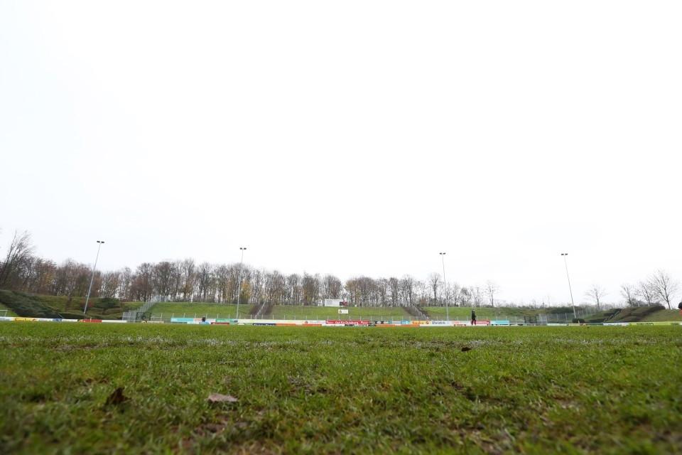 20202021, Fussball, Fußball, Herren, Saison, Sport, football, Zweitvertretung, Reserve, 4. Liga, GER, NRW, U23, Amas - VfB Homberg - BVB II