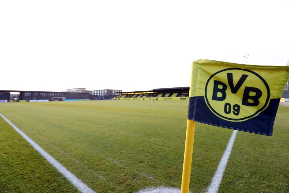 20202021, Fussball, Fußball, Herren, Saison, Sport, football, Zweitvertretung, Reserve, 4. Liga, GER, NRW, U23, Amas, BVB-Trainingsgelände, WSV, Wuppertal - BVB II - Wuppertaler SV