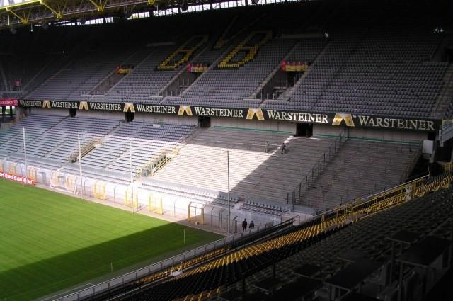 Dortmund Nordtribüne