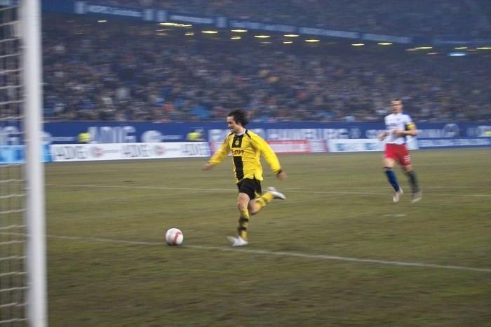 Rosicky's berühmteste Szene im BVB Trikot