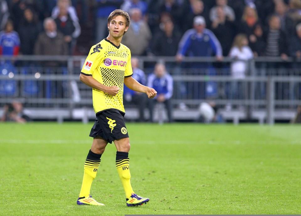 Moritz Leitner - Neuzugang der Saison 2011/12