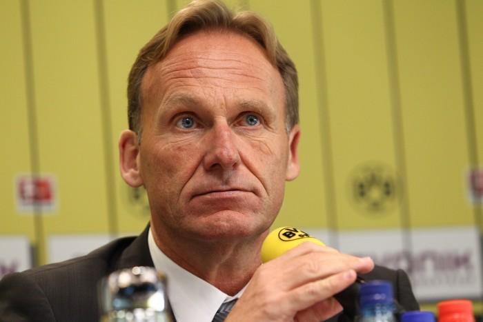 Muss die Zeche zahlen: Hans-Joachim Watzke