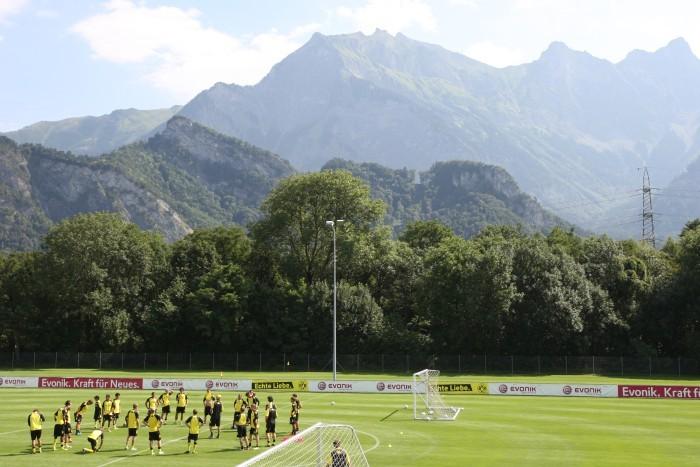 Die Schweiz ist nur im Sommer möglich