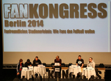 Fankongress 2014 in Berlin