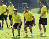 BVB-Sommertrainingslager in Bad Ragaz, 15.07.2013