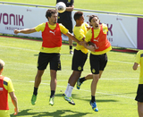 BVB-Sommertrainingslager in Bad Ragaz, 16.07.2013