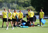 BVB-Sommertrainingslager in Bad Ragaz, 18.07.2013