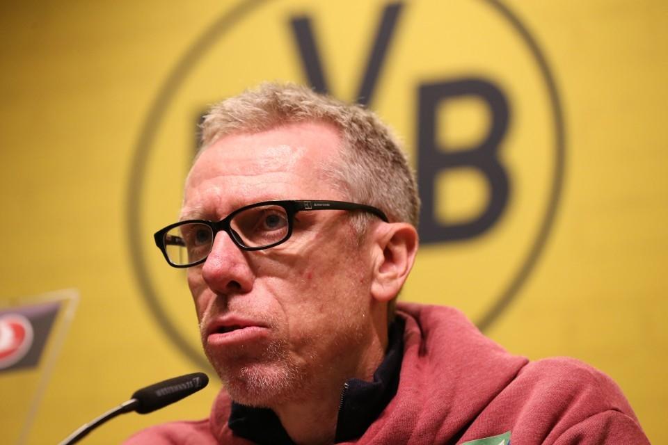 Peter Stöger ist bekannt für seine Ruhe und Reflektiertheit.