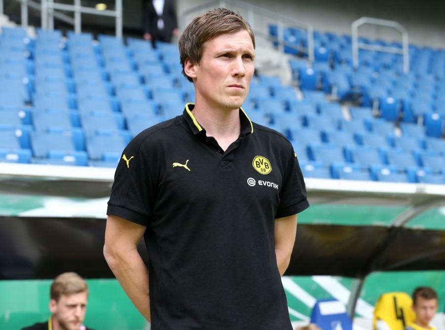 Ex-Borusse Hannes Wolf ist nun Cheftrainer beim VfB
