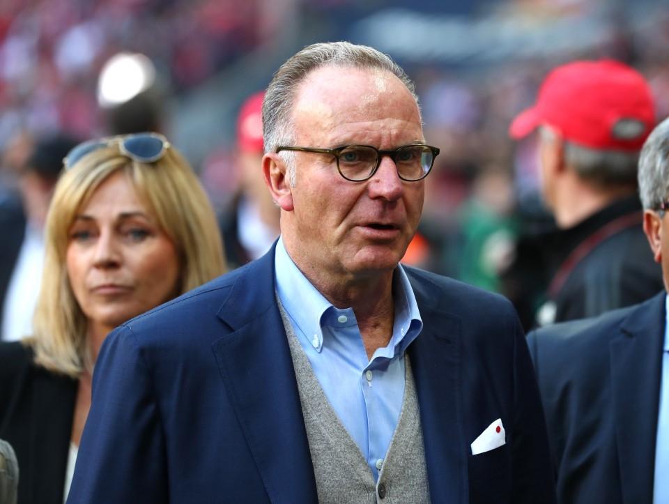 Ein Kandidat für's Stadionverbot - Rolex-Kalle