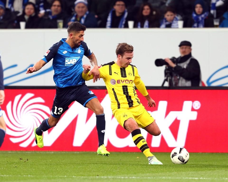 Götze gelang gegen Hoffenheim eines seiner stärksten Spiele