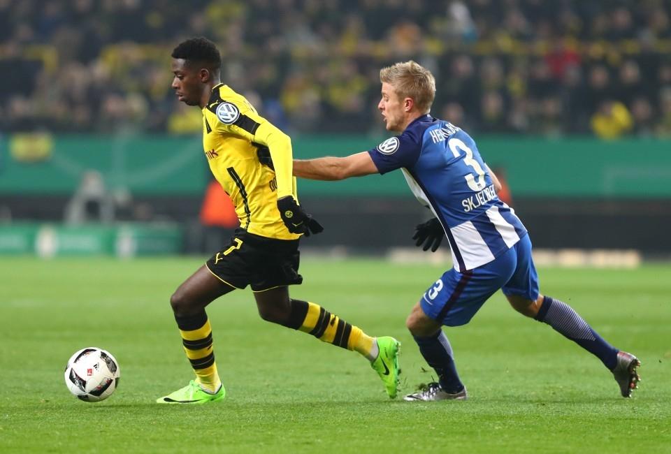 Ousmane Dembélé ist auch für den BVB nicht mehr zu halten