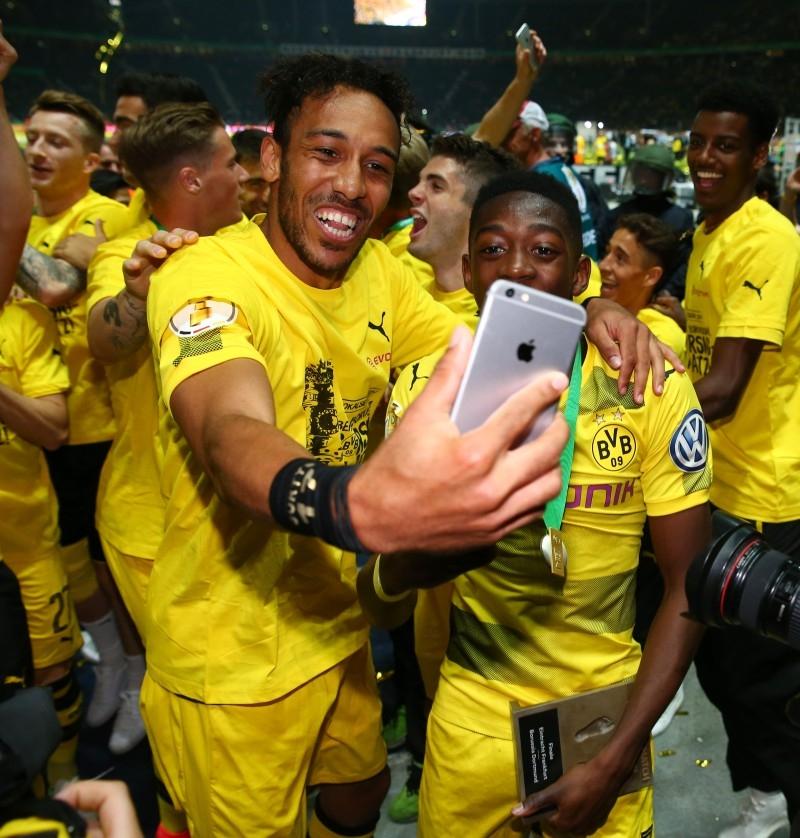Von Dembélé bleibt auch sein wichtiger Beitrag zum Pokalsieg 2017