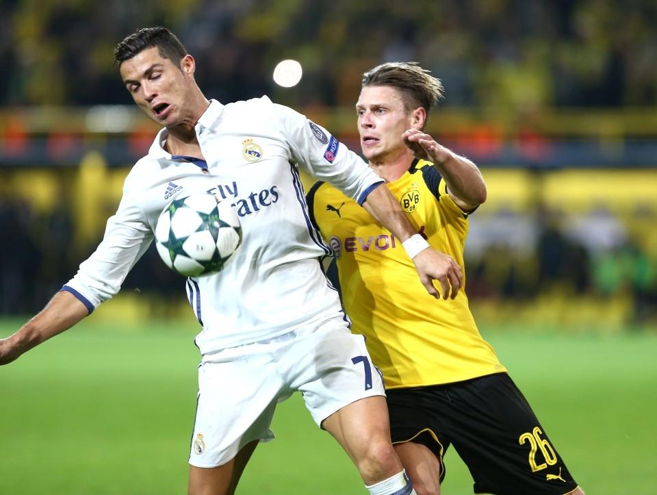 Nur auf dem Platz ein Superstar - Cristiano Ronaldo