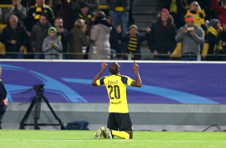 Auba suspendiert, Ramos trifft gegen Sporting