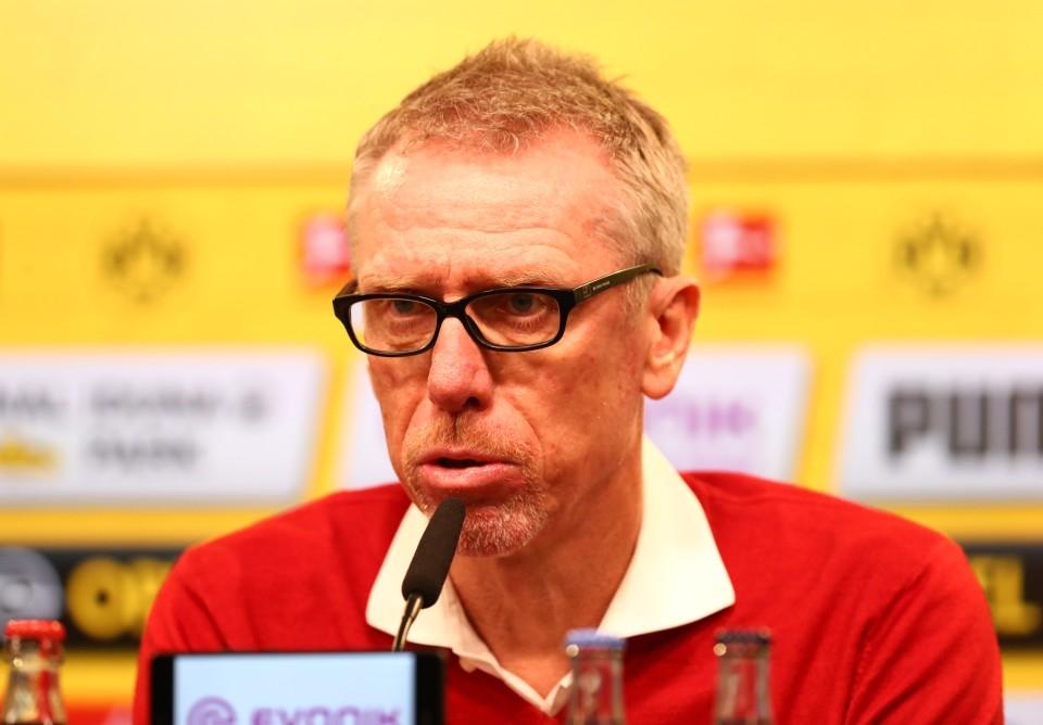 Neuer BVB-Trainer: Peter Stöger