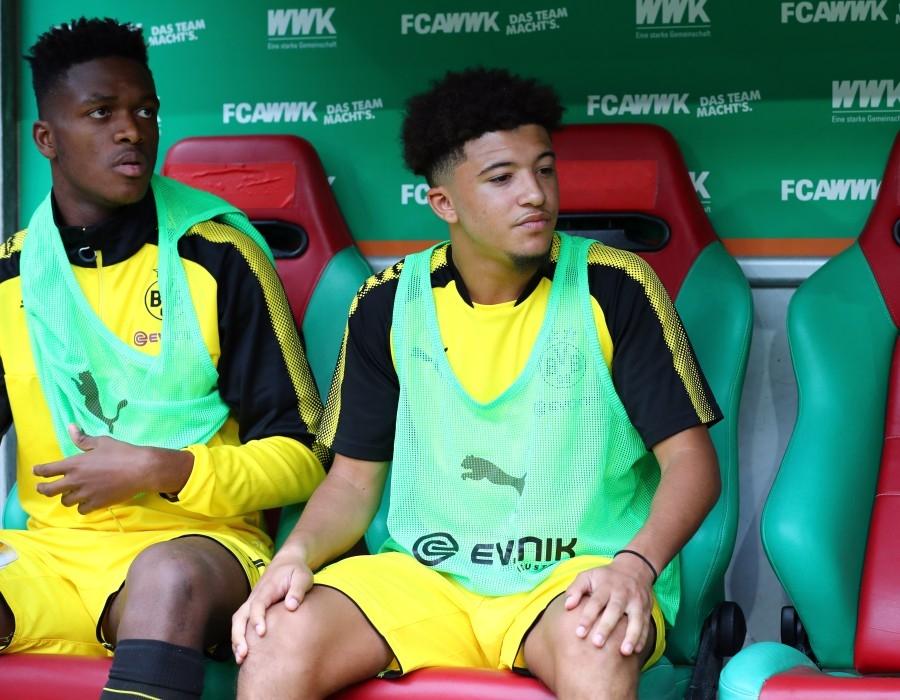 Für Sancho hieß es Uerdingen statt U17-WM