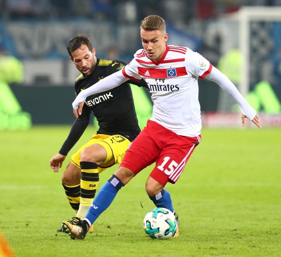 Auch gegen den BVB holte der HSV diese Saison keine Punkte