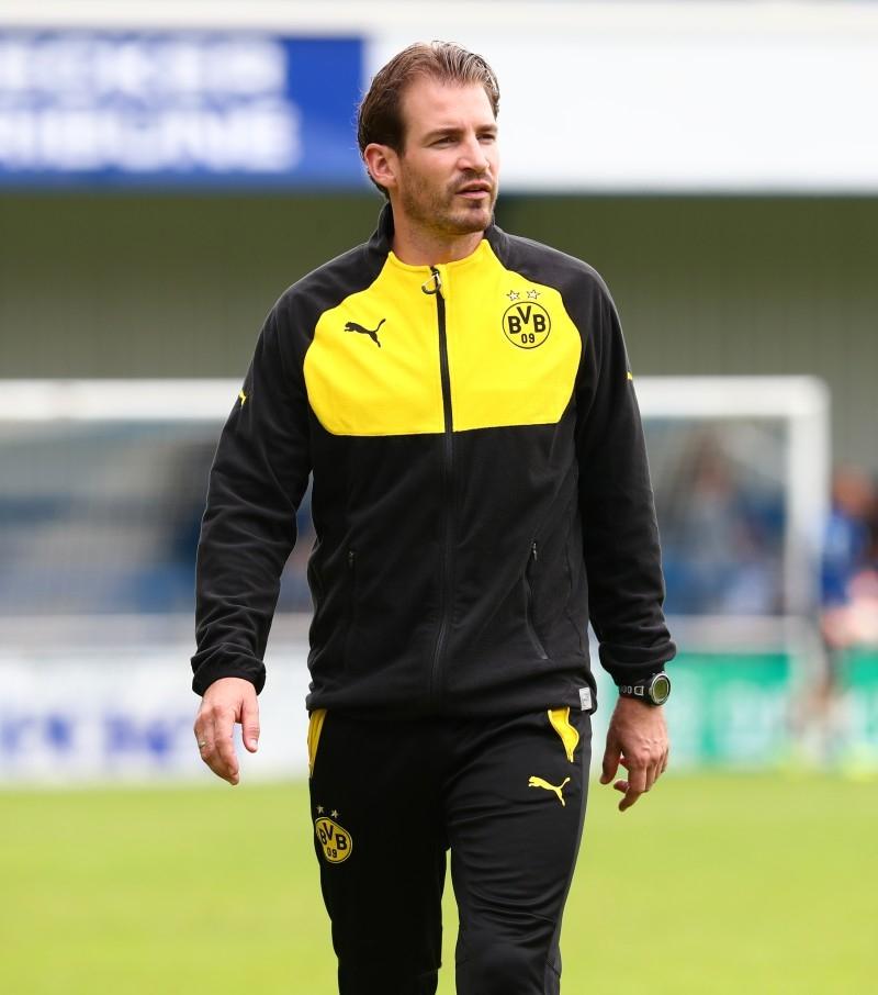 Trainer der Amas: Jan Siewert